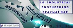 10. Industrial Engineering Szakmai Nap